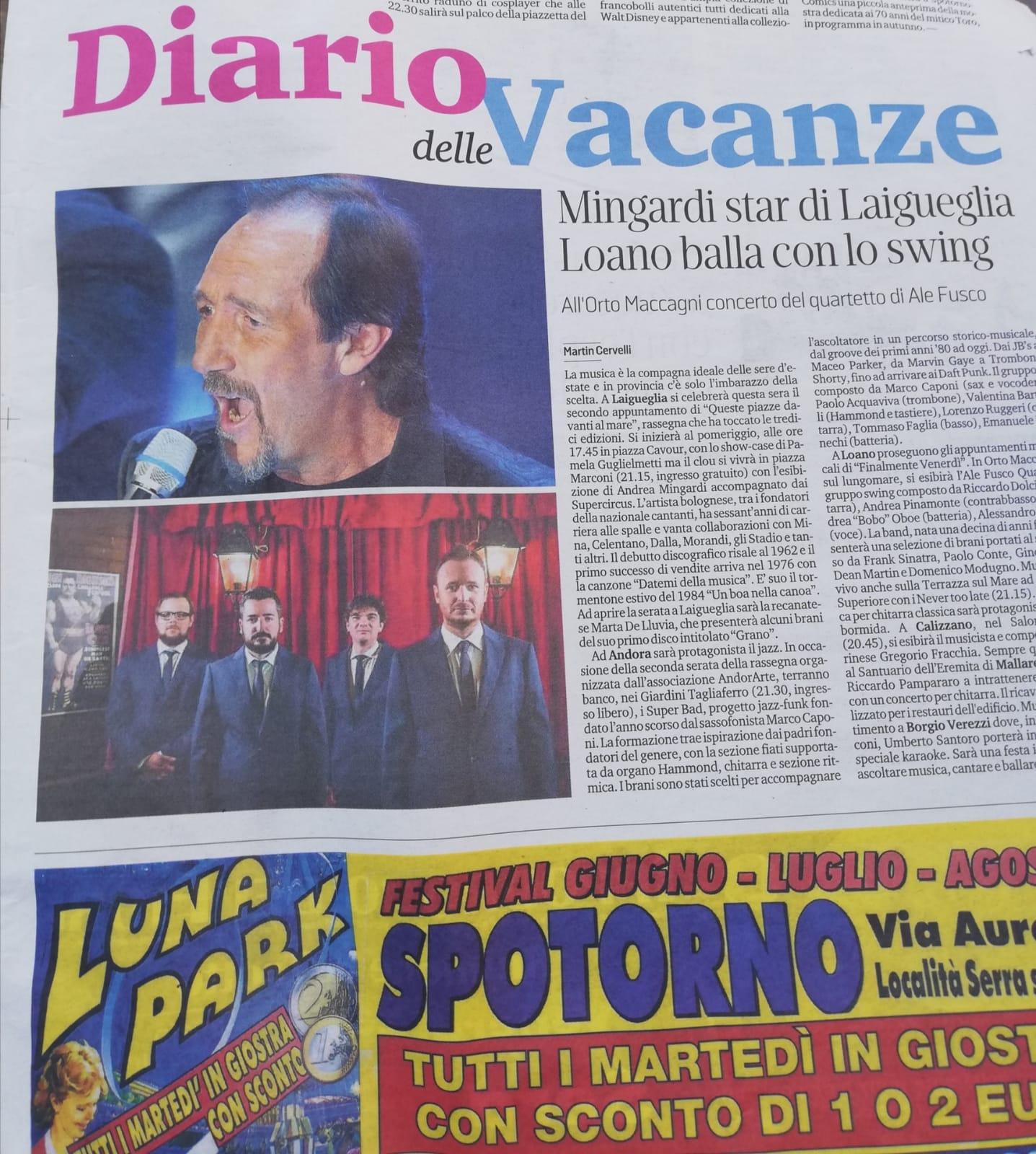 Loano 2019